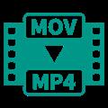 Movpeg4(MOV视频转换器) V1.0 Mac版