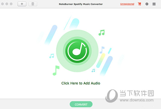 NoteBurner Spotify Converter