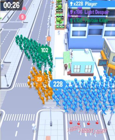 Crowd City无限时间版 V1.0 安卓版截图1