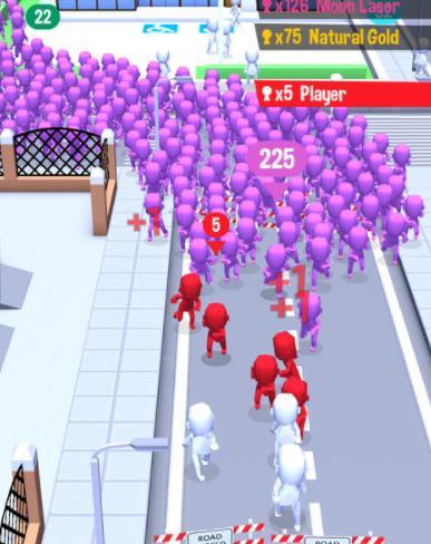 Crowd City无限时间版 V1.0 安卓版截图2
