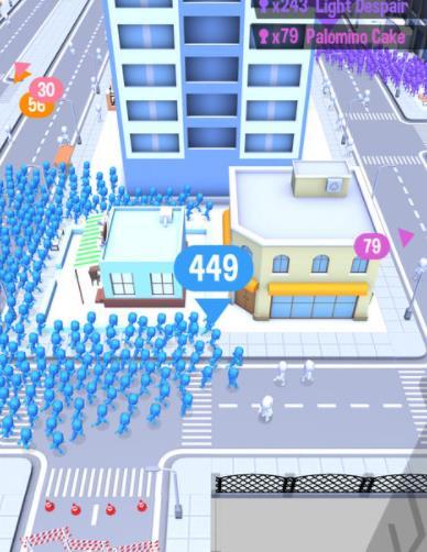 Crowd City无限时间版 V1.0 安卓版截图4