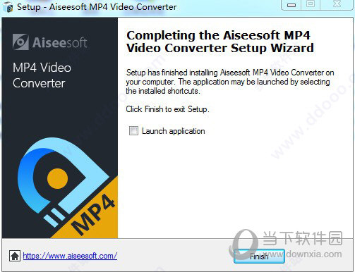 Aiseesoft MP4 Video Converter