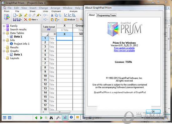 Graphpad Prism 6破解版