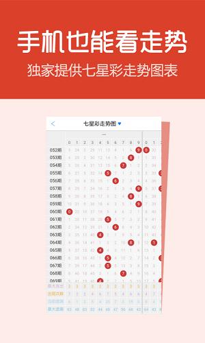 七星彩手机版 V12.3.1 安卓版截图2