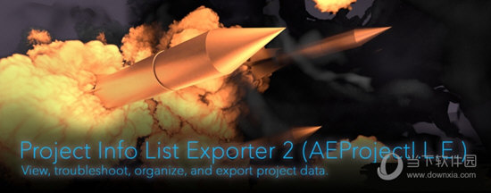 Project Info List Exporter