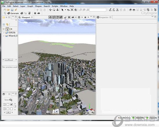 CityEngine 2015破解版