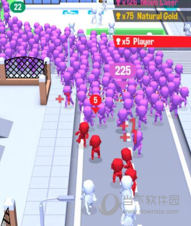 Crowd City游戏