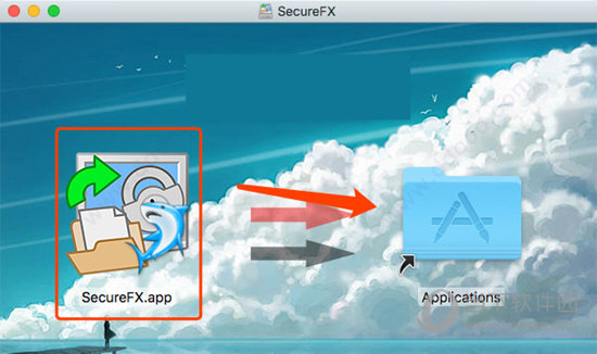 SecureFX Mac破解版