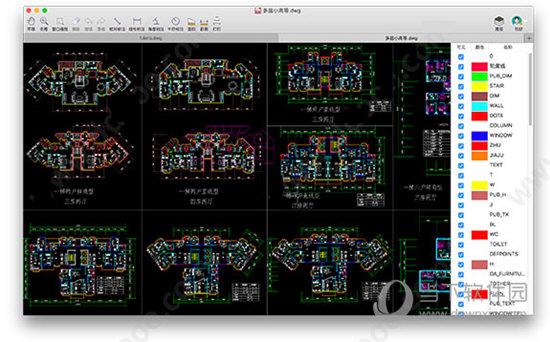 CAD迷你看图Mac破解版