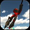 火柴人蜘蛛英雄无限金币版 V1.0 安卓版