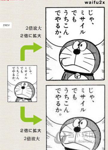 Waifu2x中文版下载