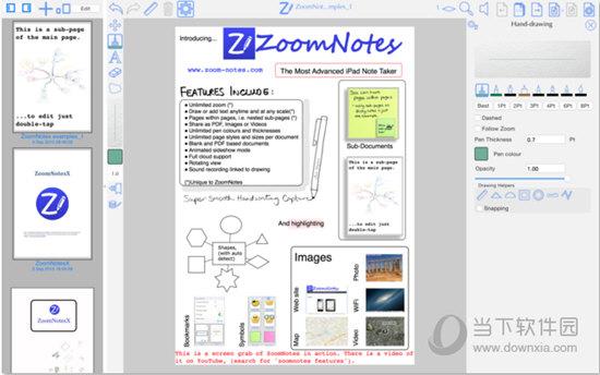 ZoomNotes Desktop