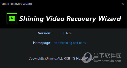 Shining Video Recovery Wizard