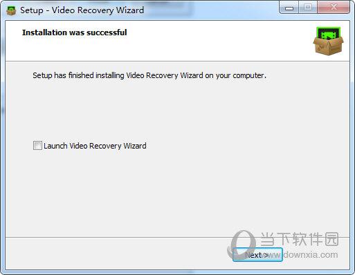Shining Video Recovery Wizard