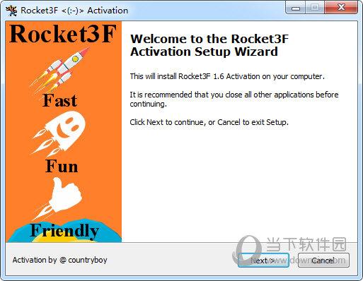 Rocket 3F