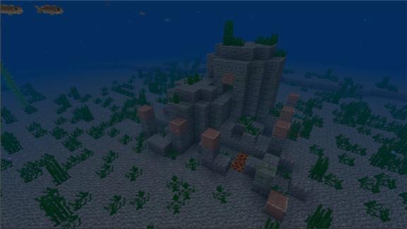 我的世界海洋版破解版 V1.22.10.122057 安卓版截图3