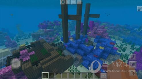 我的世界手机版海洋版破解版
