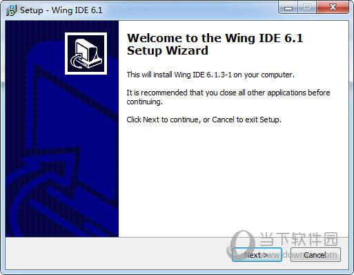 Wing IDE 6.1 破解版