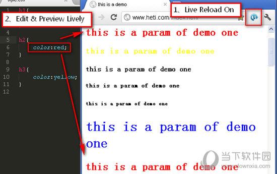 LiveReload Chrome 插件
