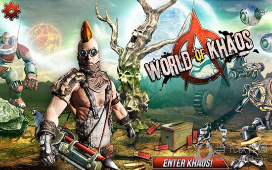 World Of Khaos混沌世界