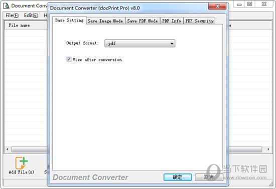 docPrint Document Converter