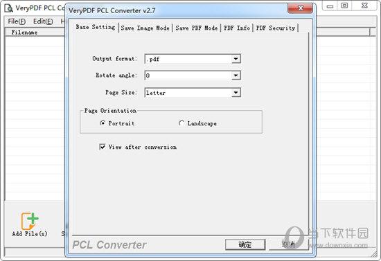 VeryPDF PCL Converter