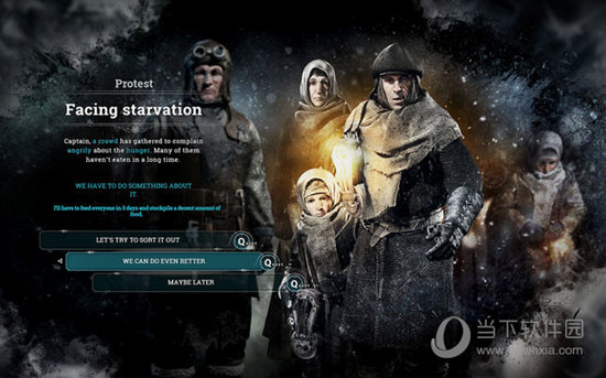 Frostpunk for Mac