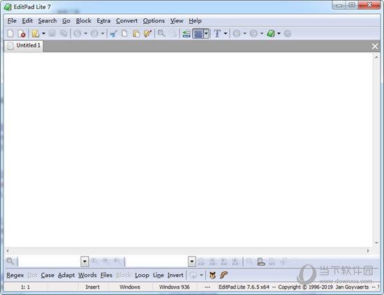 JGsoft EditPad Lite