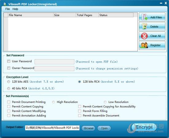 Vibosoft PDF Locker