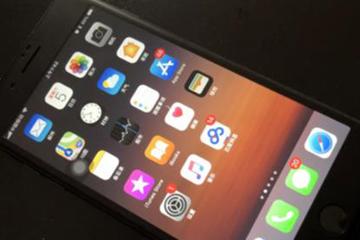 苹果手机图1