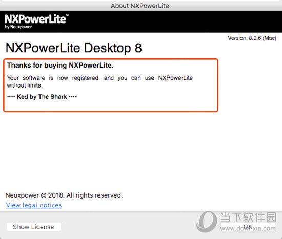 NXPowerLite Mac破解版