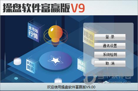 操盘软件富赢版V9