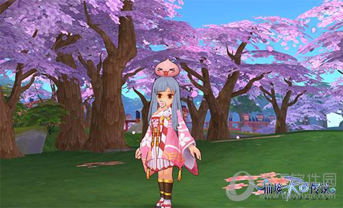 仙境传说RO守护永恒的爱桃花樱花