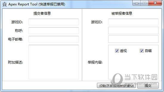 Apex Report Tool