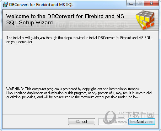DBConvert for Firebird&MSSQL