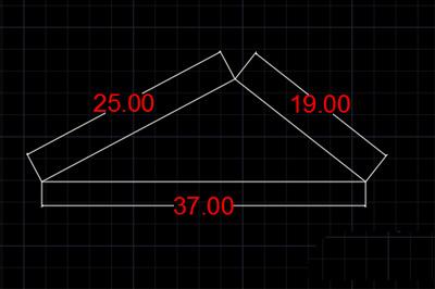 19,25,37的三角形