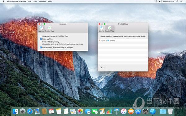 Intego VirusBarrier Scanner Mac版