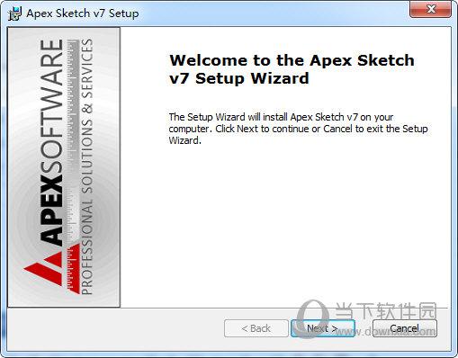 Apex Sketch