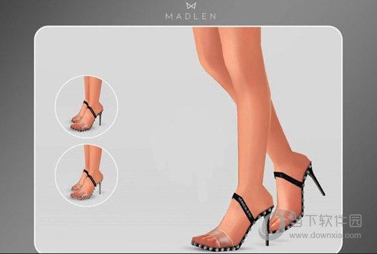 模拟人生4现代女性高跟鞋MOD