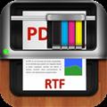 PDF转RTF转换器 V1.2.1 Mac版