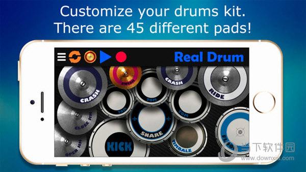 Real Drum爵士鼓