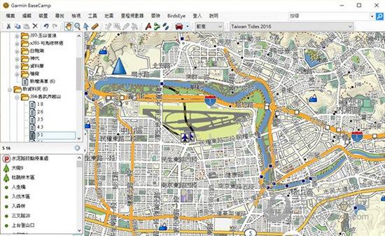 MapSource中文版