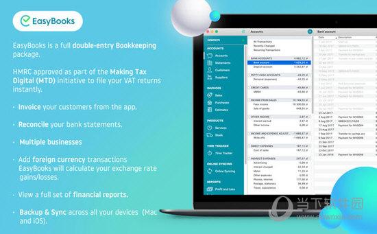 EasyBooks Accounting