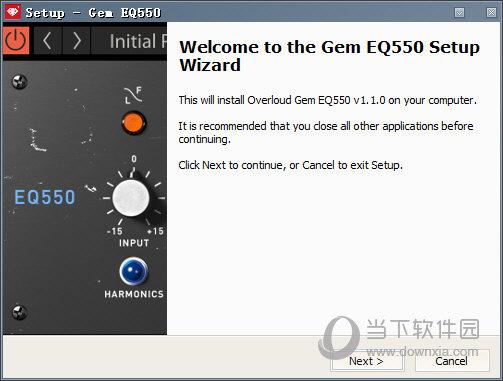 Gem EQ550