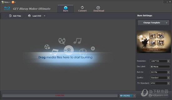 GET Bluray Maker Ultimate