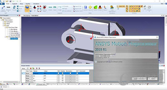 ANSYS Motion