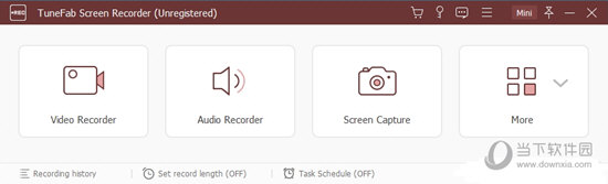 TuneFab Screen Recorder破解版
