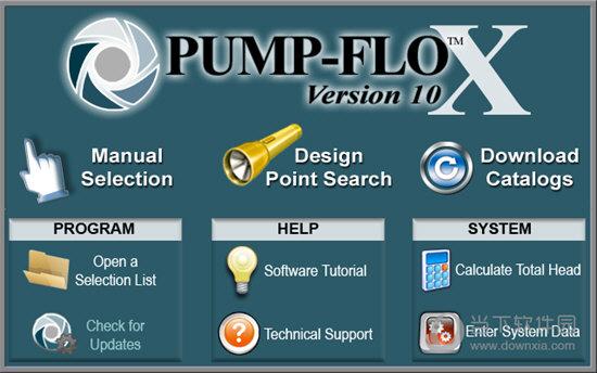 PUMP-FLO 10