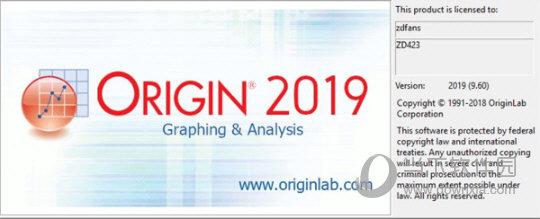 Origin2019破解版64位