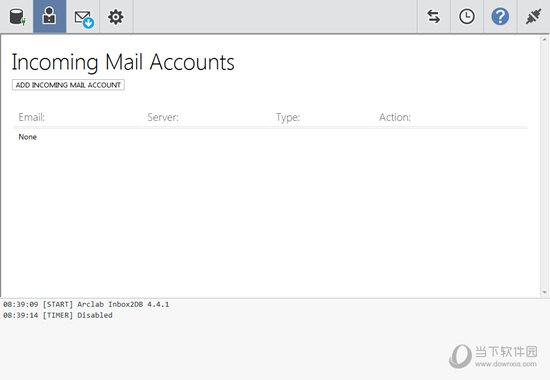 Arclab Inbox2DB